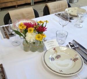 offley diner lange tafels 10