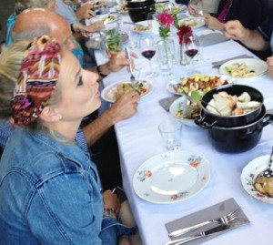 offley diner lange tafels 7