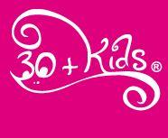 30pluskids dagje uit kinderen en lange tafels in het gras