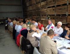 Lange Tafels Diner Vlooswijk 4-8-12
