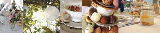 high tea brocante catering feest